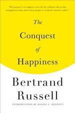 The Conquest of Happiness - Bertrand Russell (ISBN 9780871406736)