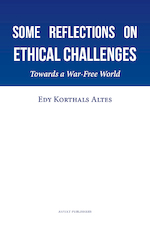 Some Reflections on Ethical Challenges - Edy Korthals Altes (ISBN 9789463384636)