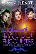 Fated Encounter - Layla Heart (ISBN 9789493139121)