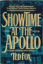 Showtime at the Apollo - Ted Fox (ISBN 9780030605338)