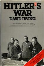 Hitler's War and the War Path - David John Cawdell Irving (ISBN 9781872197104)
