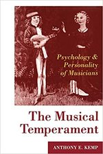 The Musical Temperament - Anthony Kemp, Department Of Arts And Humanities In Education Anthony E Kemp (ISBN 9780198523635)