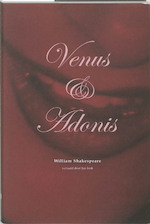 Venus en Adonis - William Shakespeare (ISBN 9789067281126)