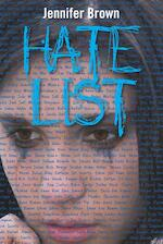 Hate list - Jennifer Brown (ISBN 9789026604201)