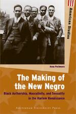 The Making of the New Negro - Anna Pochmara (ISBN 9789089643193)