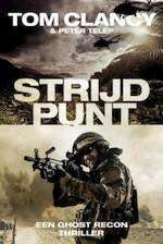 Strijdpunt - Tom Clancy, Peter Telep (ISBN 9789024573394)