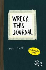 Wreck this journal / Nederlandse editie - Keri Smith (ISBN 9789049104948)