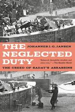 The Neglected Duty - Hans Jansen (ISBN 9781618613318)