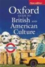 Oxford guide to British and American culture - Jonathan Crowther (ISBN 9780194311298)