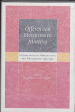 Offeren aan Mercurius en Minerva - Unknown (ISBN 9789070386757)