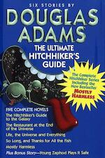 The ultimate hitchhiker's guide - Douglas Adams (ISBN 9780517149256)