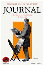 Journal - Edmond de Goncourt, Jules de Goncourt, Robert Ricatte (ISBN 9782221059456)