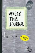 Wreck this journal - Keri Smith (ISBN 9789000363841)