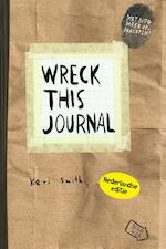 Wreck this journal - Keri Smith (ISBN 9789000363834)