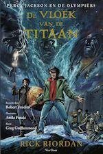 De vloek van de Titaan graphic novel - Rick Riordan (ISBN 9789000360635)
