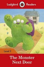 Monster Next Door - Ladybird Readers Level 2 - Ladybird (ISBN 9780241254448)