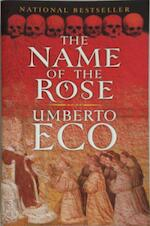 The name of the rose - Umberto Eco (ISBN 9780156001311)