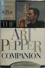 The Art Pepper Companion