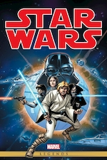 Star wars legends : the original marvel years omnibus (01)