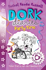 Dork Diaries: Party Time - rachel renee russell (ISBN 9781471144028)