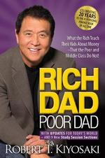 Rich dad poor dad - Robert T. Kiyosaki (ISBN 9781612680194)