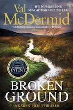 Broken ground - val mcdermid (ISBN 9781408709368)