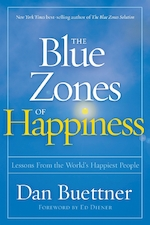 Blue zones of happiness - dan buettner (ISBN 9781426219634)