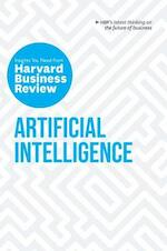 Hbr insights: artificial intelligence (ISBN 9781633697898)