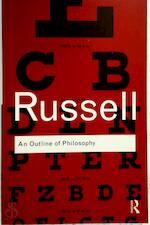 Outline of Philosophy - Bertrand Russell (ISBN 9780415473453)