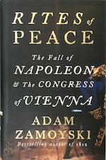 Rites of Peace - Adam Zamoyski (ISBN 9780007197576)