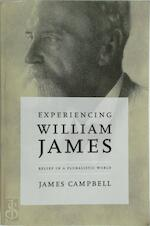 Experiencing William James - James Campbell (ISBN 9780813940489)
