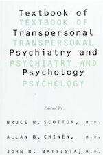 Textbook of Transpersonal Psychiatry and Psychology - Unknown (ISBN 9780465095308)