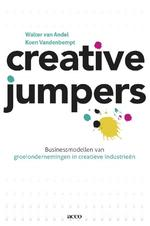 Creative jumpers - Walter Van Andel (ISBN 9789033496004)