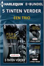 5 Tinten verder een trio - Lisa Renee Jones, Saskia Walker, Portia Da Costa (ISBN 9789461994707)