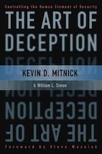 The Art of Deception - Controlling the Human Element of Security - Kevin D. Mitnick (ISBN 9780764542800)