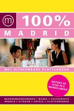100% Madrid - Marloes Vaessen (ISBN 9789057675843)