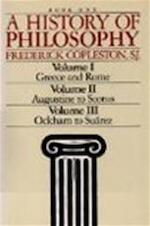 A History of Philosophy; Volume 1, 2, 3