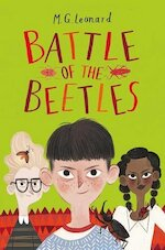 Battle of the Beetles - m.g. leonard (ISBN 9781910002780)