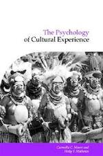 The Psychology of Cultural Experience - Unknown (ISBN 9780521005524)