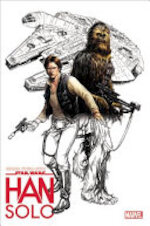 Color Your Own Star Wars: Han Solo - Marvel Comics (ISBN 9781302912093)