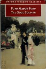 The good soldier - Madox Ford, Thomas C. Moser (ISBN 9780192836205)