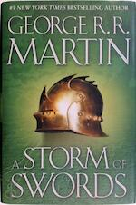 A Storm of Swords - George R. R. Martin (ISBN 9780553106633)