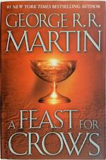 A feast for crows - George R. R. Martin (ISBN 9780553801507)