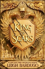 King of scars - leigh bardugo (ISBN 9781250231079)