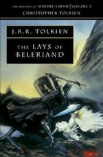 The lays of Beleriand - j. r. r. tolkien (ISBN 9780261102262)