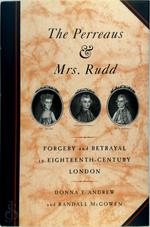 The Perreaus and Mrs. Rudd - Donna T. Andrew, Randall McGowen (ISBN 9790520220620)