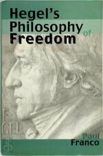 Hegel's philosophy of freedom