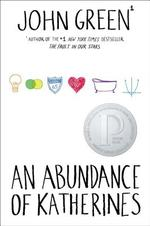 Abundance of katherines - John Green (ISBN 9780525476887)