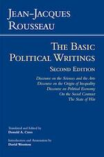 Rousseau: The Basic Political Writings - Jean Jacques Rousseau (ISBN 9781603846738)