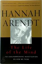The Life of the Mind - Hannah Arendt (ISBN 9780156519922)